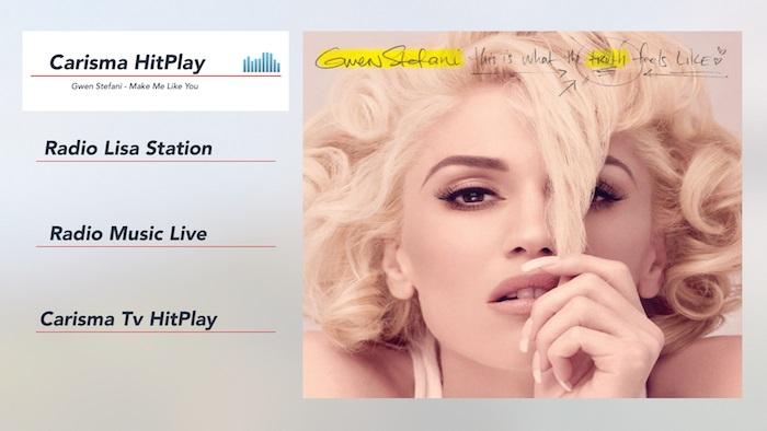 cover del brano in onda